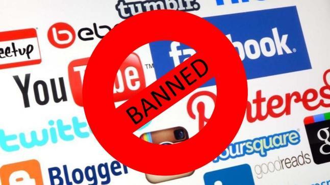 social media content removal.